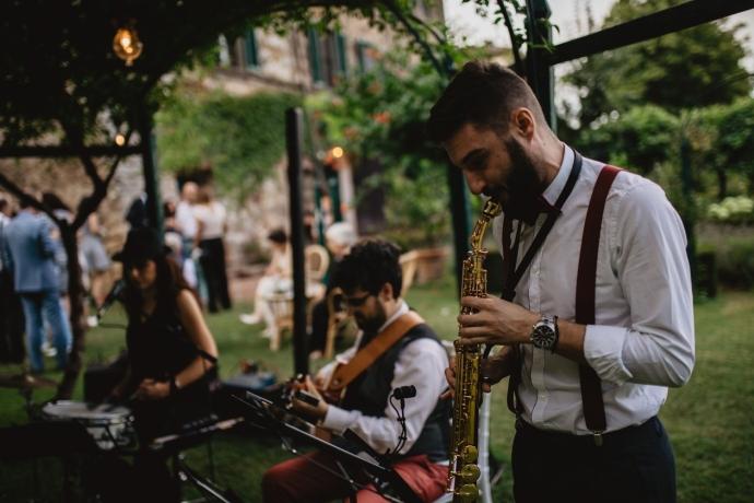 Matrimonio Badia Coltibuono (SI) 20 luglio 2018